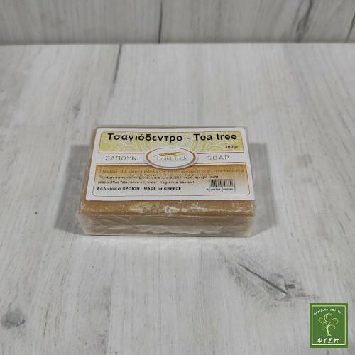 Health Trade Σαπούνι με Τσαγιόδεντρο
