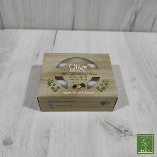 Olive Σαπούνι Μασάζ με Γάλα Γαϊδούρας